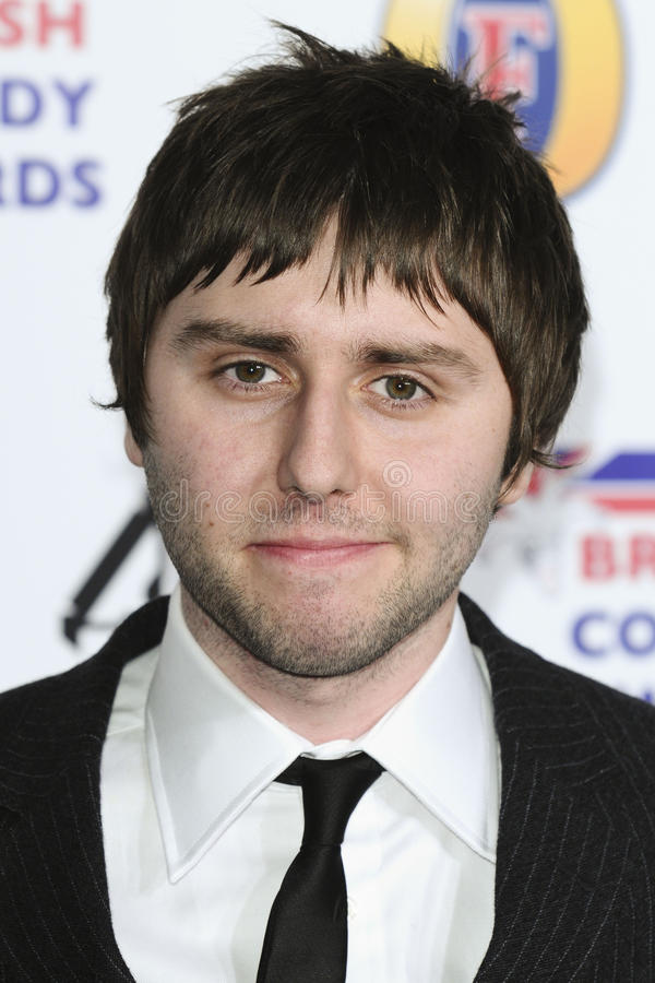 James Buckley foto de archivo