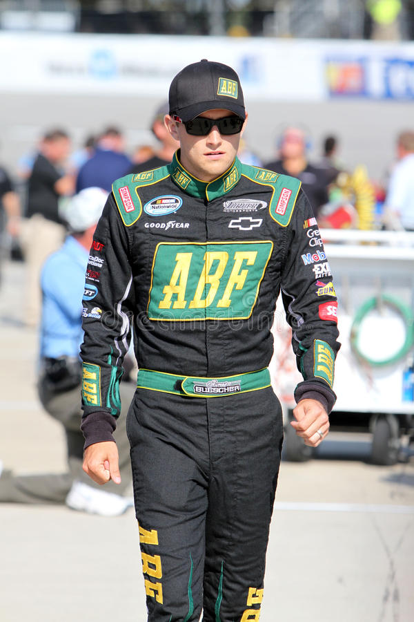 Download James Buescher at track editorial image. Image of series - 26544330