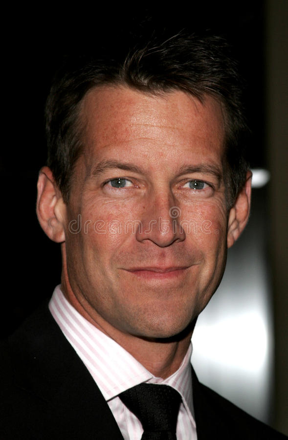 James Denton. 02/19/2006 - Beverly Hills - James Denton attends the 56th Annual ACE Eddie Awards held at the Beverly Hilton Hotel in Beverly Hills, California royalty free stock photo