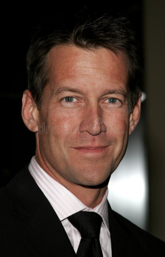 James Denton. BEVERLY HILLS, CALIFORNIA. February 19, 2006. James Denton attends the 56th Annual ACE Eddie Awards held at the Beverly Hilton hotel in Beverly stock photography