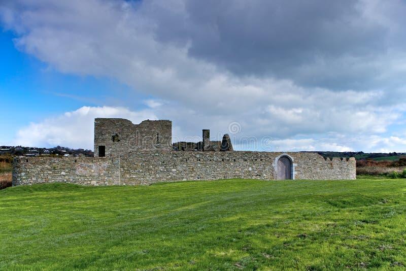James Fort, Kinsale, Co Corcho, Irlanda imagen de archivo libre de regalías