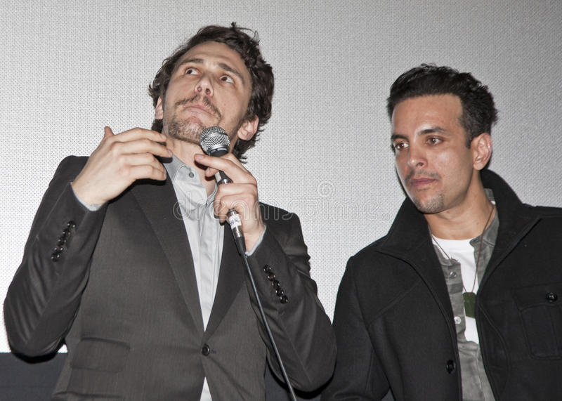 Download James Franco And Val Lauren At Film Fest Editorial Image - Image of lecture, awards: 22847515