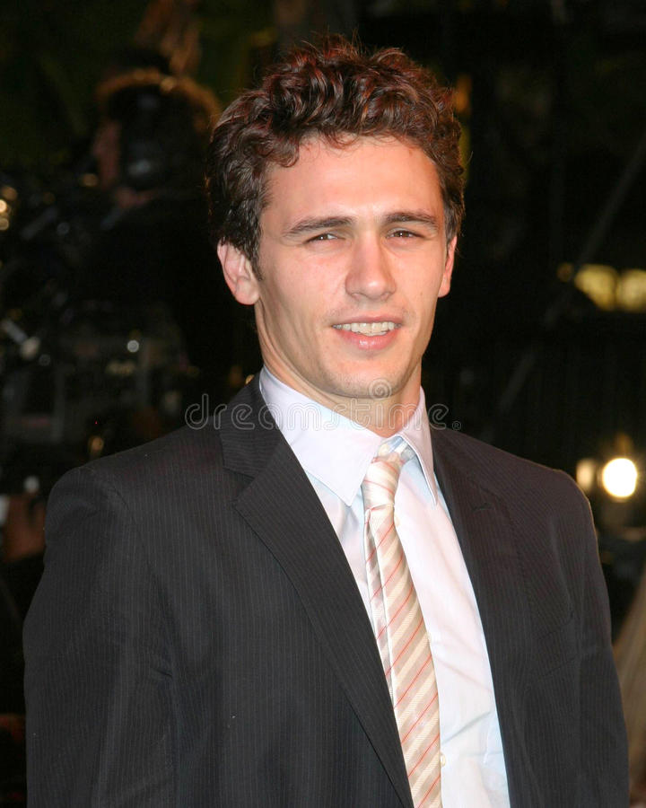 James Franco Editorial Photography