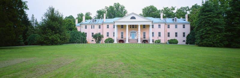 James Madison的有历史的家 库存图片