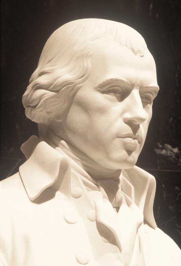 James Madison minnesmärke arkivbild