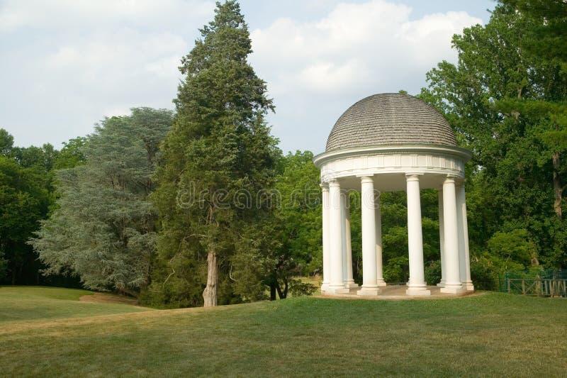 James Madison Montpelier dwór zdjęcie royalty free