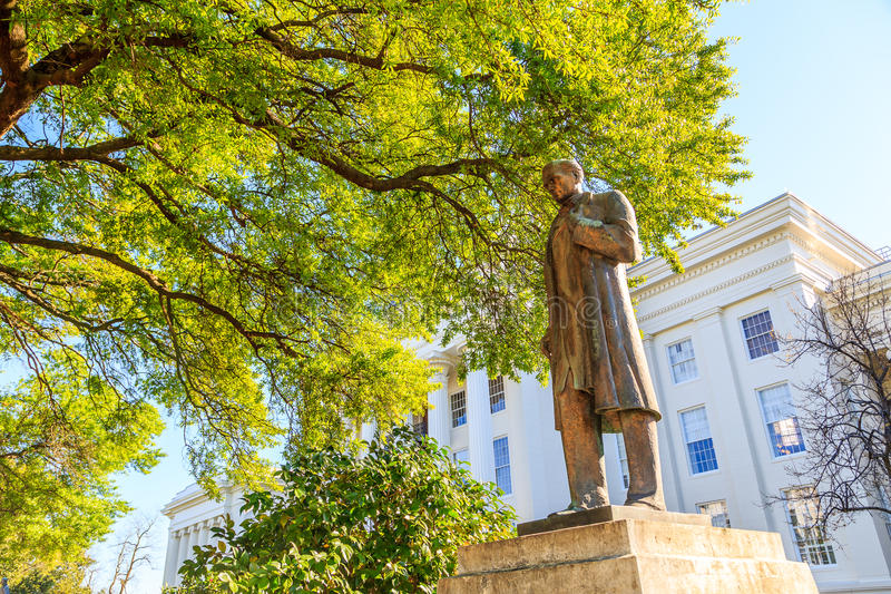 James Marion Sims Statue photos stock