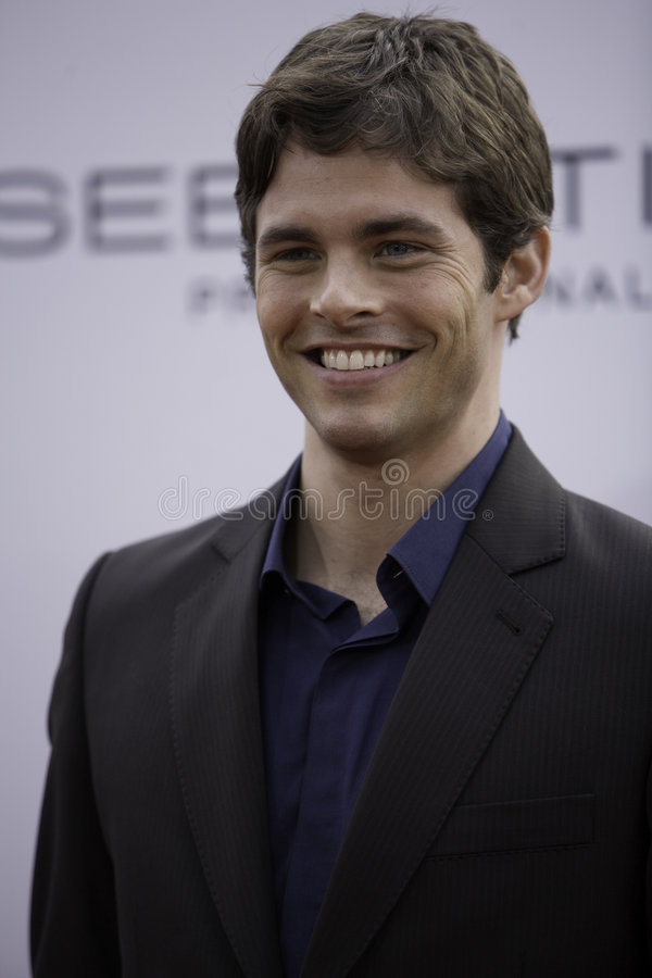 James Marsden royalty free stock images