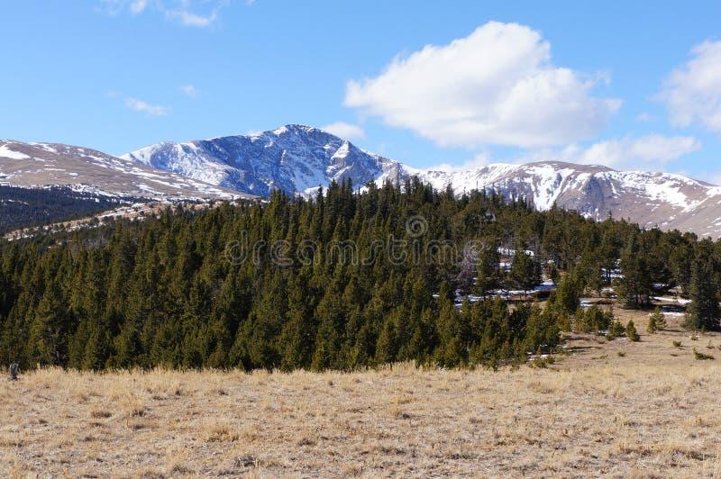 James Peak Κολοράντο στοκ εικόνα