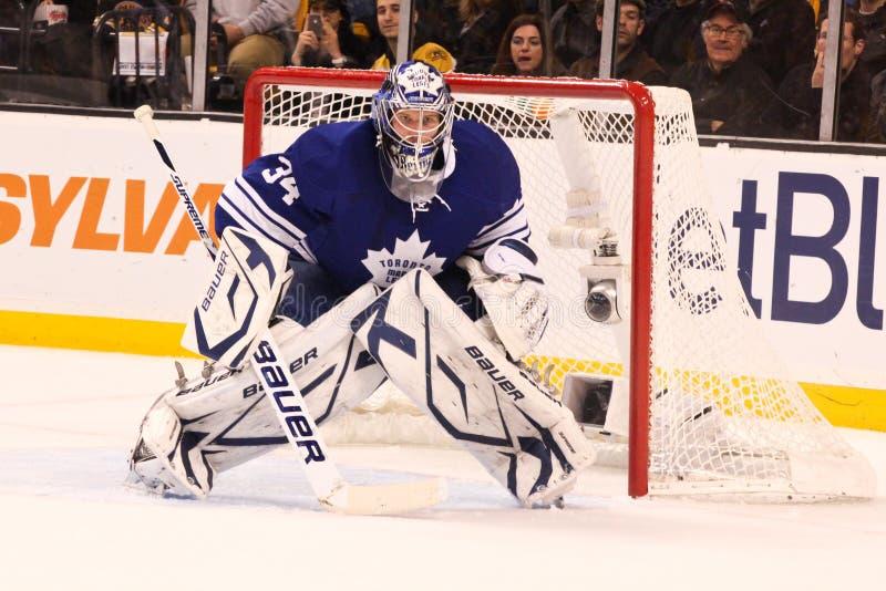 James Reimer Toronto Maple Leafs photos stock