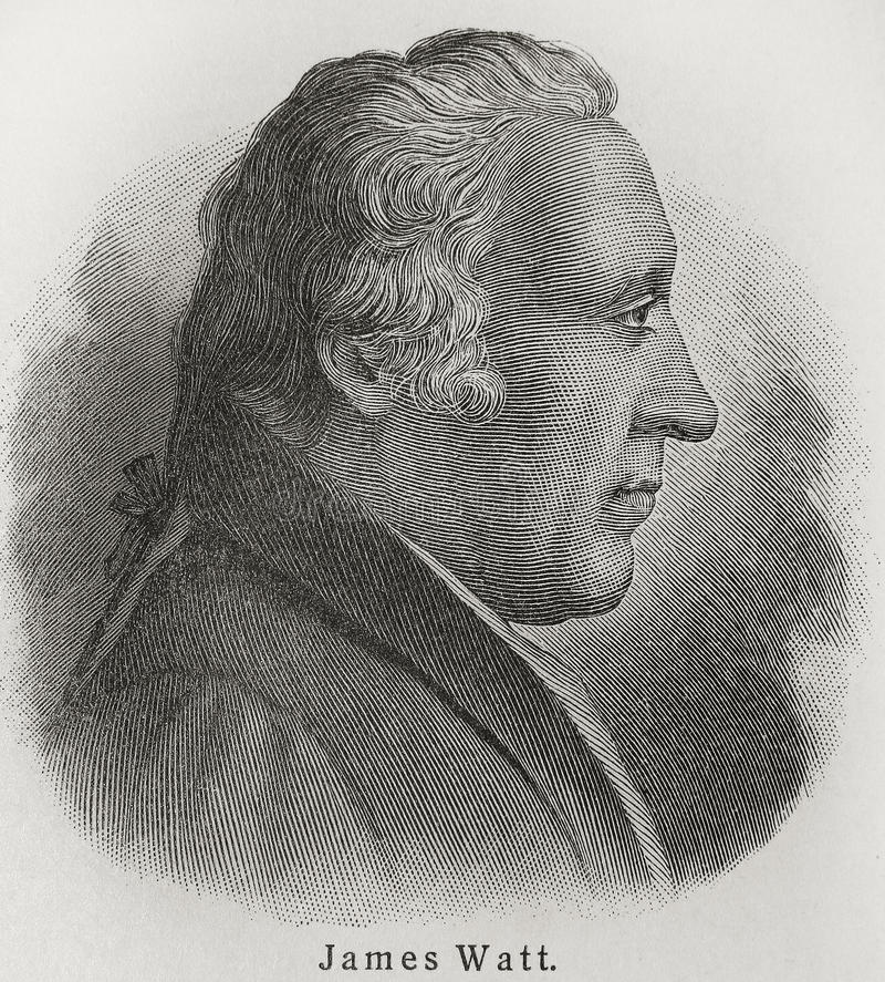 James Watt. (1736 - 1819) was a Scottish inventor and mechanical engineer whose improvements to the Newcomen steam engine were fundamental to the changes