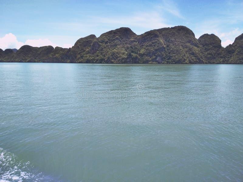 James więzi wycieczka turysyczna Dużą łodzią obraz stock