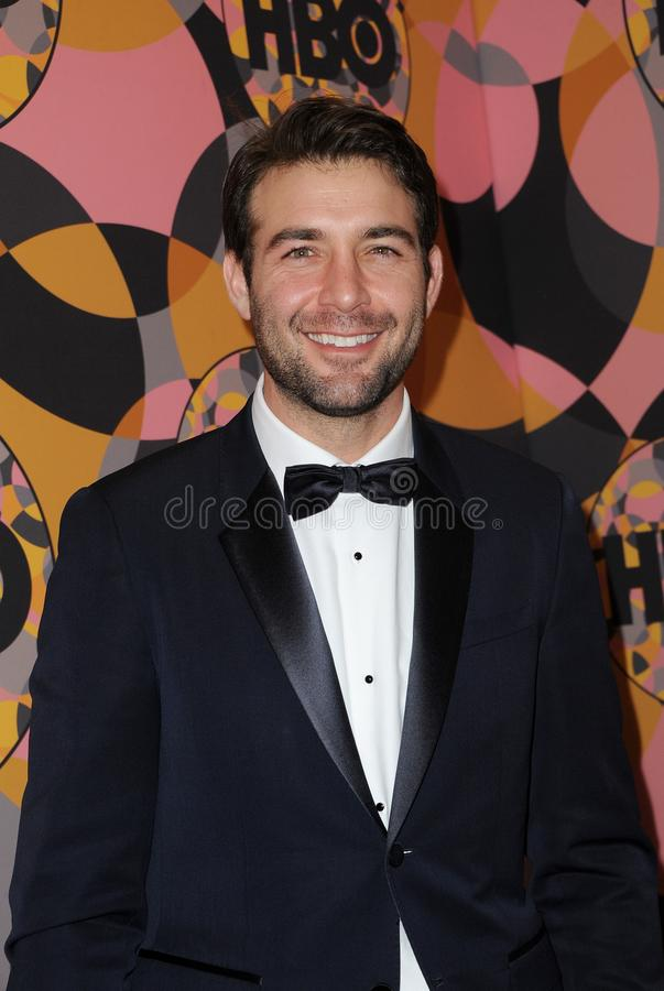 James Wolk stock images