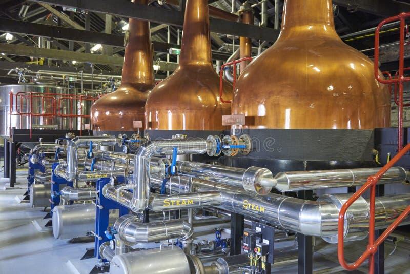 Jameson Distillery royalty free stock photos