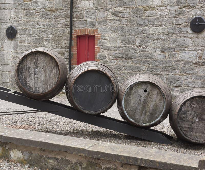Jameson Distillery stock images