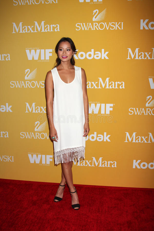 Download Jamie Chung Arrives At The City Of Hope's Music And Entertainment Industry Group Honors Bob Pittman Event Editorial Image - Image: 25587275