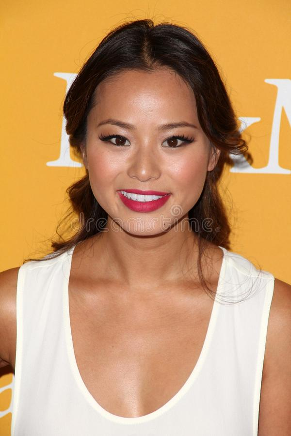 Jamie Chung at the Women In Film Crystal + Lucy Awards 2012, Beverly Hilton Hotel, Beverly Hills, CA 06-12-12