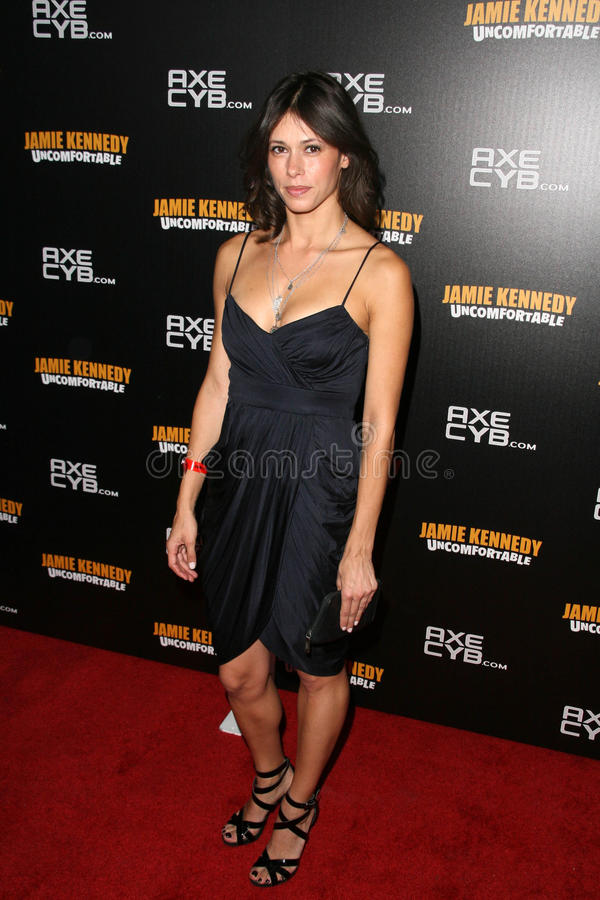 Download Jamie Kennedy editorial stock photo. Image of angela - 25585653