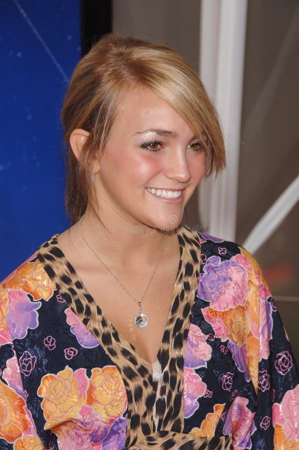 Jamie Lynn Spears stock image