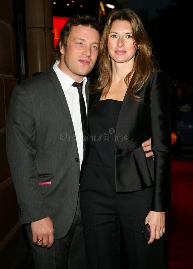 Jamie Oliver fotografia de stock