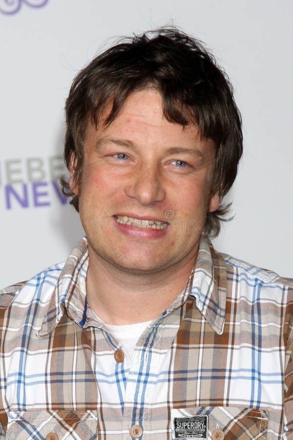 Jamie Oliver imagem de stock royalty free