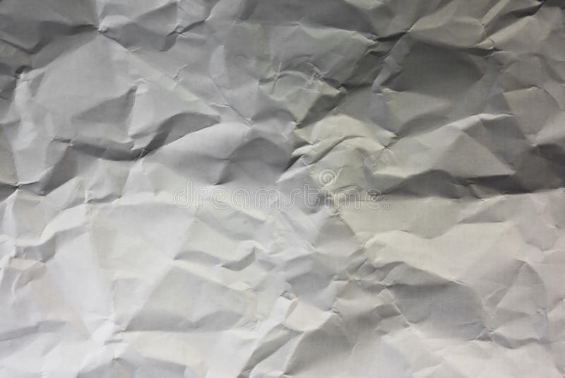Download Jammed paper stock image. Image of closeup, wrinkled - 12985965