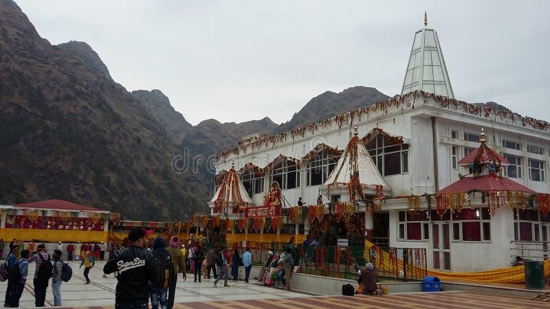 Jammu, висок Ardhkumari стоковые фотографии rf