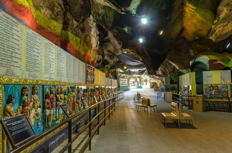 JAMY willa jest nowym turystyki przyciąganiem w Batu Zawala się obrazy stock