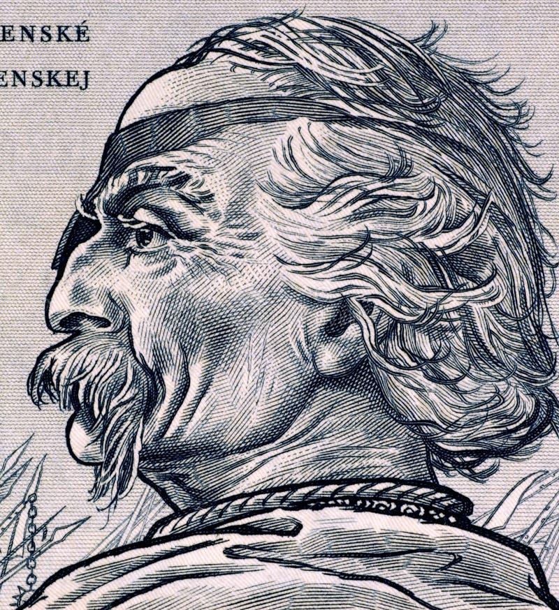 Jan Zizka arkivbild