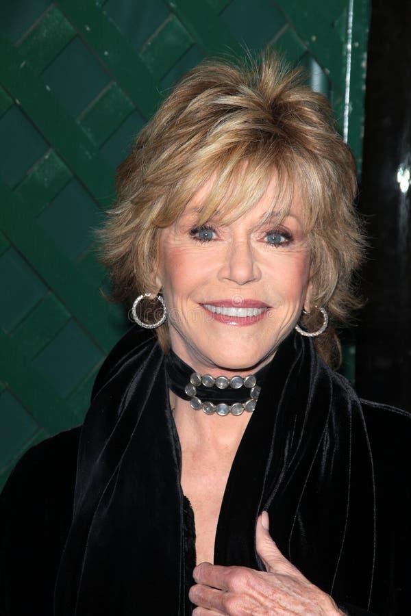 Jane Fonda Editorial Stock Image