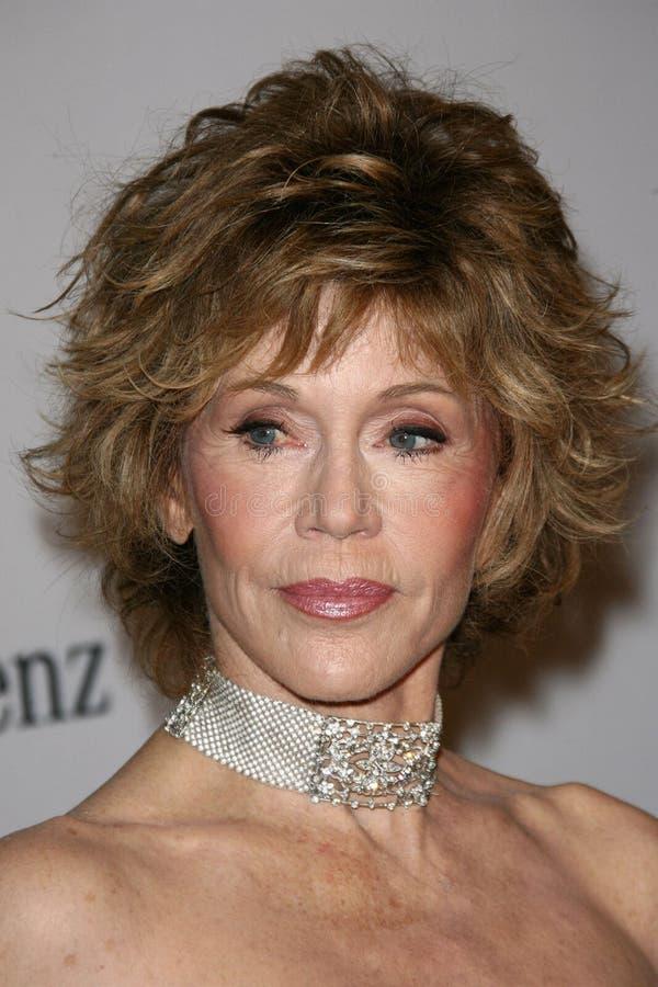 Jane Fonda image libre de droits