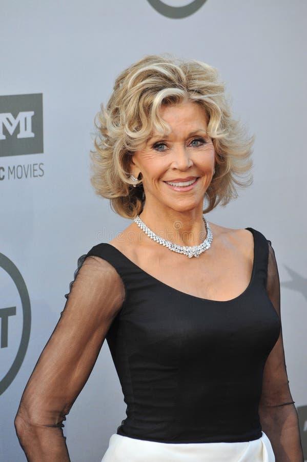 Download Jane Fonda fotografía editorial. Imagen de longitud, actriz - 44857382
