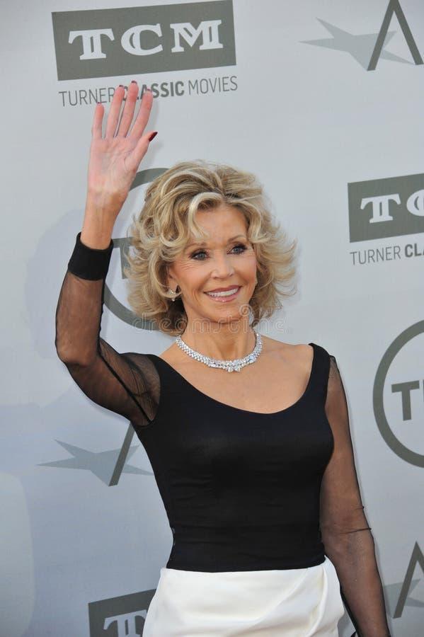 Download Jane Fonda imagen editorial. Imagen de acontecimiento - 44857415