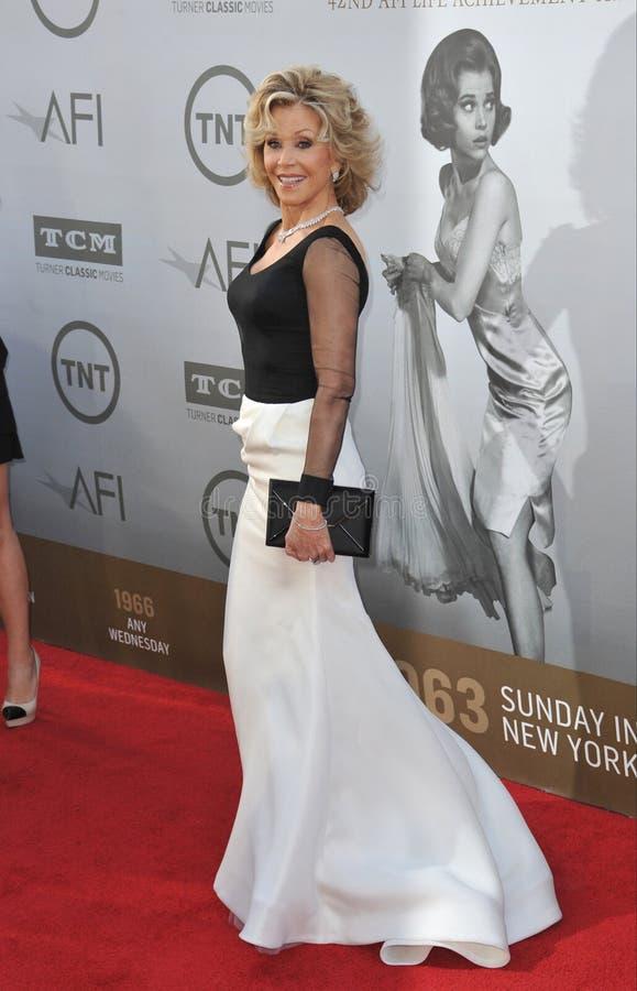 Download Jane Fonda imagen editorial. Imagen de popular, junio - 44857435