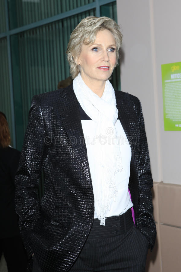 Download Jane Lynch Arrives At The Glee TV Academy Screening And Panel Editorial Photography - Image: 25284207