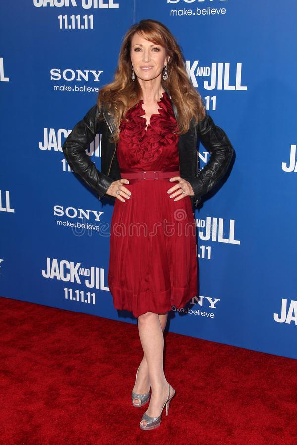 Jane Seymour fotografia de stock royalty free