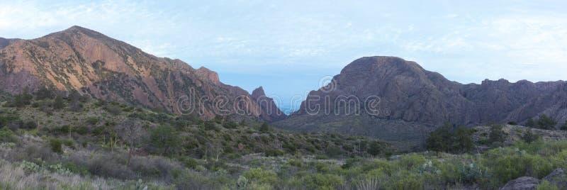 A janela, parque nacional de curvatura grande imagem de stock royalty free