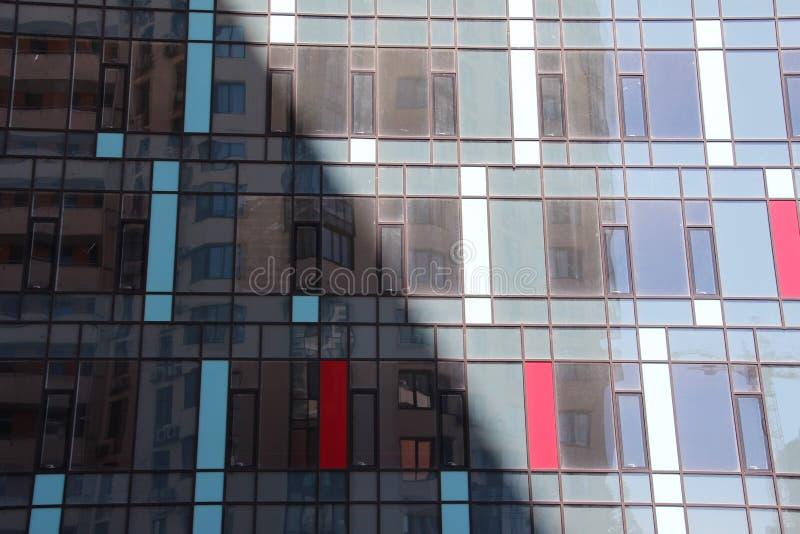 Janelas de Kyiv foto de stock royalty free