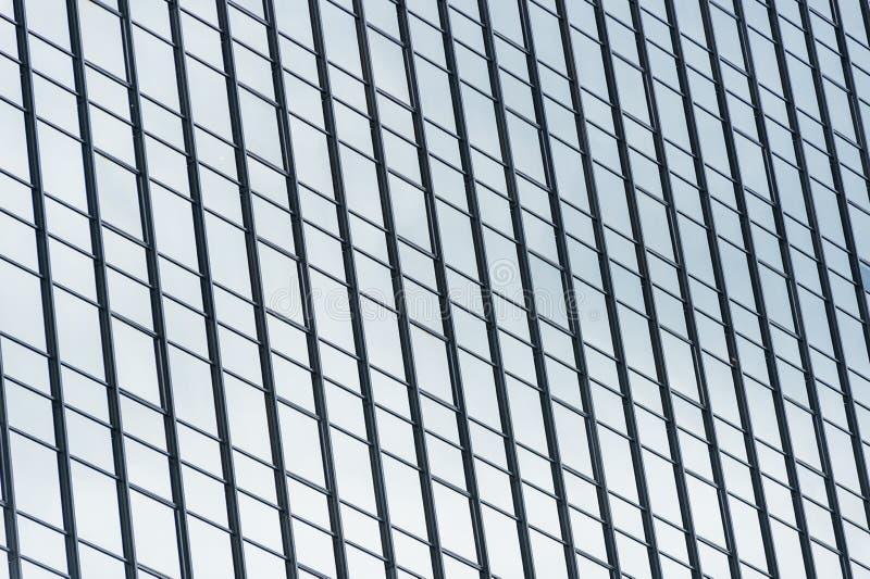 Janelas de vidro foto de stock