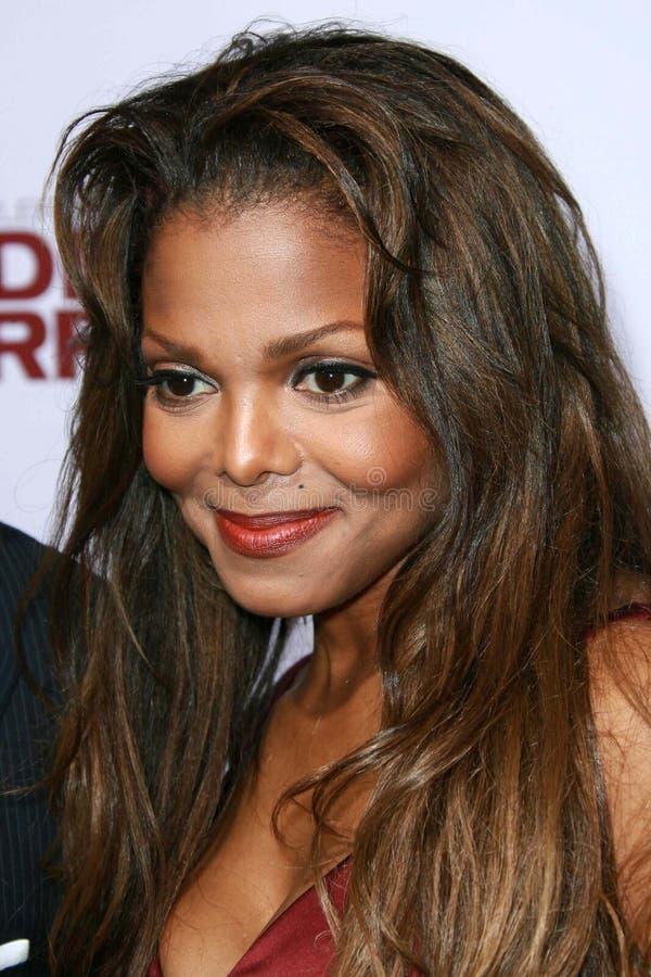 Janet Jackson imagens de stock