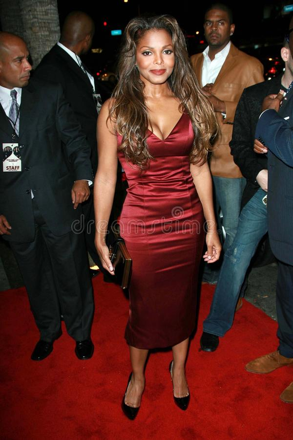 Download Janet Jackson editorial photography. Image of theatre - 23832532