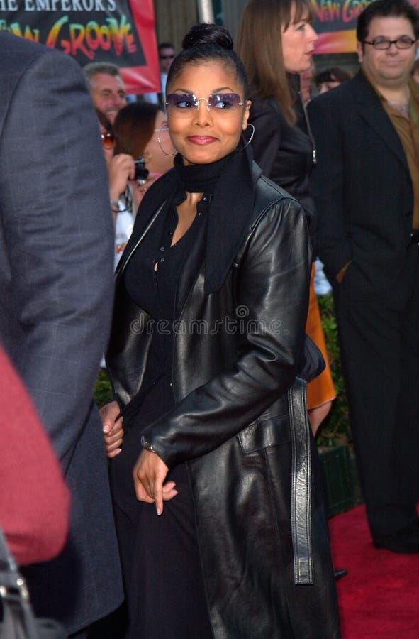 Janet Jackson immagini stock