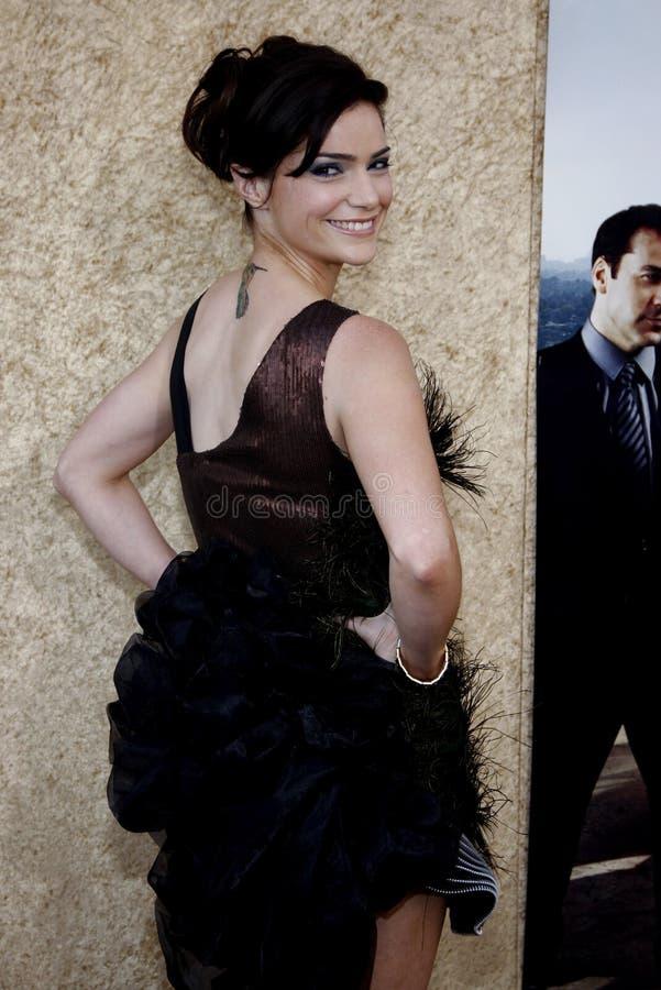 Janet Montgomery foto de stock royalty free