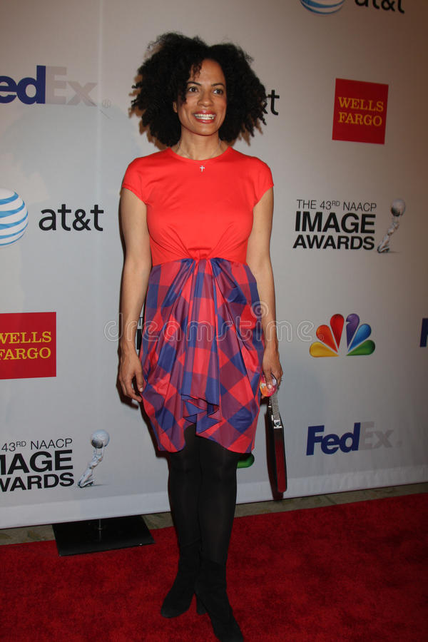Download Janine Sherman Barrois Arrives At The NAACP Image Awards Nominees Reception Editorial Photography - Image: 23456282