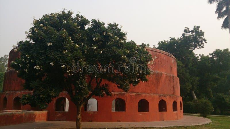 Jantar Mantar lizenzfreies stockfoto