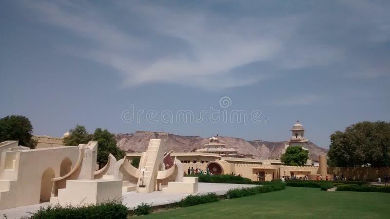 Jantar Mantar immagine stock libera da diritti