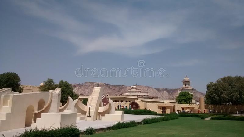 Jantar Mantar obraz royalty free