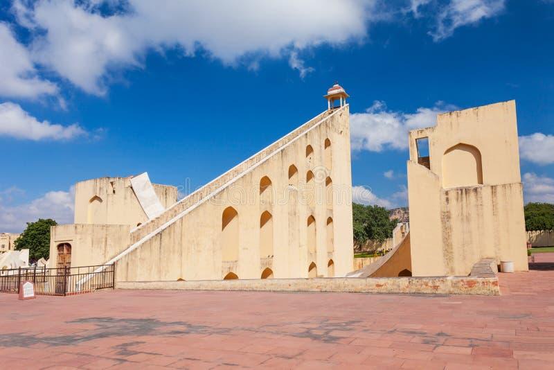 Jantar Mantar, Jaipur royalty-vrije stock afbeeldingen