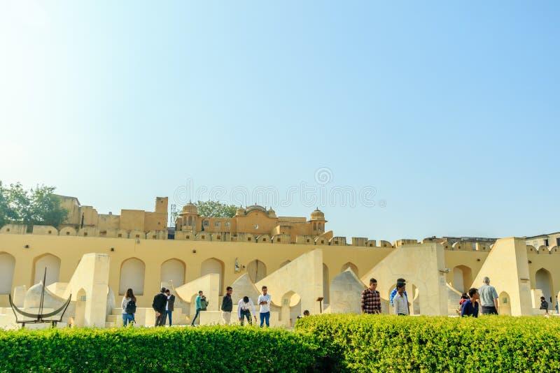 Jantar Mantar royalty free stock image
