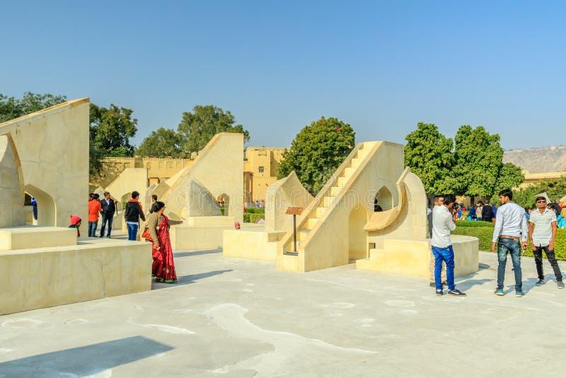 Jantar Mantar royalty free stock images